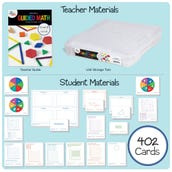 Guided Math Kit, Grade 5 - Unit 6: Geometry