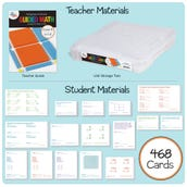 Guided Math Kit, Grade 4 - Unit 2: Multiplication & Division