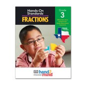 Hands-On Standards® Fractions, Texas Edition Grade 3 eBook