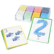 Playfoam® Shape & Learn Numbers Set