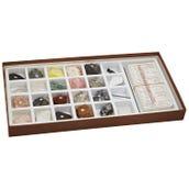 Mineral Identification Kit, Set of 20