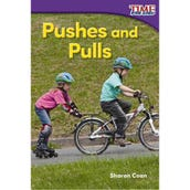 Time for Kids® Nonfiction Readers, Pushes and Pulls