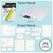 Guided Math Kit, Grade 4 - Unit 4: Decimals