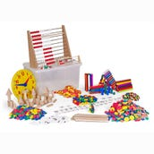 hand2mind Grade 1 Complete Kit for use with Great Minds' Eureka Math Curriculum