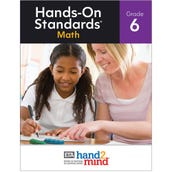 Hands-On Standards® Math, Grade 6 eBook