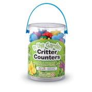 In The Garden Critter Counters™