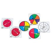 Color/Number Spinner Collection, Set of 6