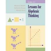 Lessons for Algebraic Thinking, Grades 3-5