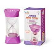 Jumbo Sand Timers, 10-Minutes