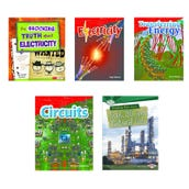 Science NGSS Energy Book Collection (5 Books), Grade 4