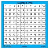 Double-Sided Hundred Boards, Set of 10