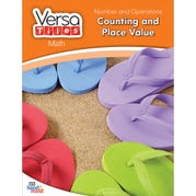 VersaTiles®Math Book: Number and Operations: Counting and Place Value