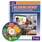 Algeblocks® 2nd Edition Teacher's Resource Guide with CD-ROM