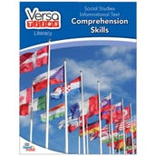 VersaTiles® Literacy Book: Social Studies Informational Text: Comprehension Skills