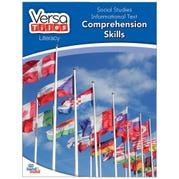 VersaTiles® Literacy Book: Social Studies Informational Text: Comprehension Skills