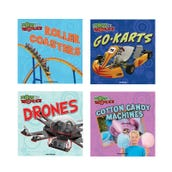 STEM How Things Work Book Collection (6 Books), Grades 2-3