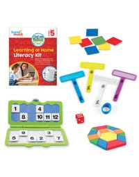 Learning at Home Literacy Kit, Grade 5