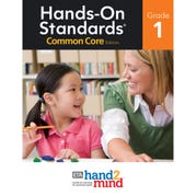 Hands-On Standards®, Common Core Edition, Grade 1, Teacher Resource Guide