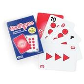 GeoFiguro Cards, 1 Deck