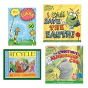 Science Recycling Book Collection (8 Books), Grades K-1