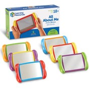 All About Me 2 In 1 Mirrors, Set Of 6