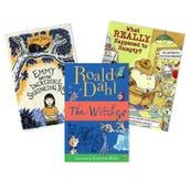 Reading Comprehension Visualizing & Imagining Book Collection  (5 Books), Grades 2-3