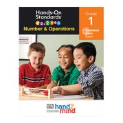 Hands-On Standards®, Number & Operations, Common Core Edition, Grade 1, Teacher Resource Guide
