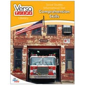 VersaTiles® Literacy Book: Social Studies Informational Text: Comprehension Skills, Grade 2