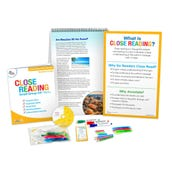 Close Reading Small Group Kit: Informational Text, Grade 3