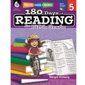 180 DAYS OF READING, G5