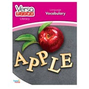 VersaTiles® Kindergarten Literacy Book, Language Vocabulary