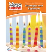 VersaTiles®Math Book: Addition and Subtraction: Strategies and Equations