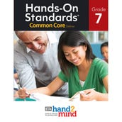 Hands-On Standards® Math, Common Core Edition Grade 7 eBook