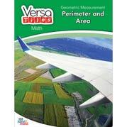 VersaTiles®Math Book: Geometric Measurement: Perimeter and Area