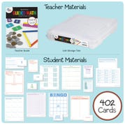 Guided Math Kit, Grade 4 - Unit 9: Spiral Review
