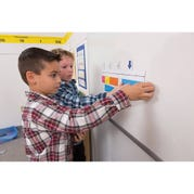Magnetic Fractions Number Line