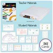 Guided Math Kit, Grade 4 - Unit 7: Geometry