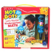 Hot Dots® Jr. Let's Master  Kindergarten Math