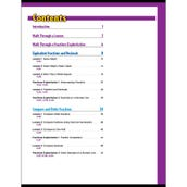 Hands-On Standards®, Fractions Texas Resource Guide, Grade 4
