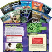 Math Books Set, Grade 6, Set of 10