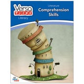 VersaTiles® Literacy Book: Literature: Comprehension Skills, Grade 5