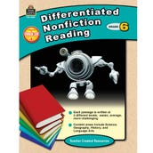 Differentiated Nonfiction Reading Grade 6