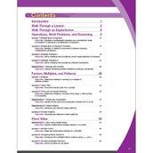 Hands-On Standards®, Number & Operations, Grade 4, Teacher Resource Guide