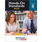 Hands-On Standards® Math Teacher Resource Guide Grade 8