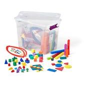Hands-On Standards® Math Intervention: Geometry, Measurement & Data Small Group Kit, Grade K