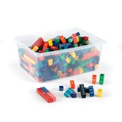 Fraction Tower® Equivalency Cubes Classroom Kit, Set of 15