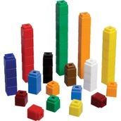 Unifix® Cubes, Set of 100