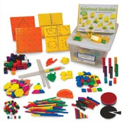 Hands-On Standards® Math Classroom Kit Grade 6