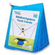 Makerspace Task Cards, Grades 6-8