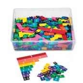 Rainbow Fraction® Tiles Classroom Kit, Set of 15